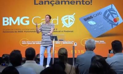 André Valadão lança Cartão Fé