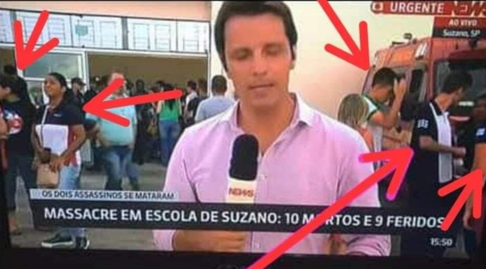 Repórter da Globo News