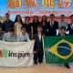 Alunos do Colégio Inspire em Taiwan