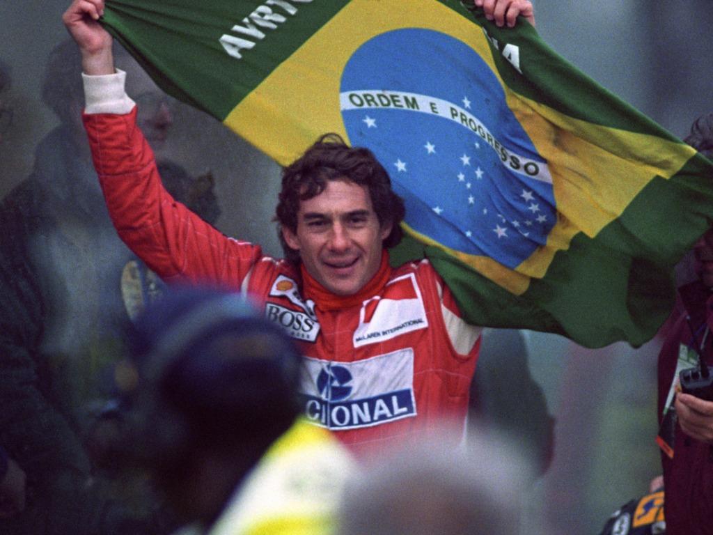 Ayrton Senna do Brasil!