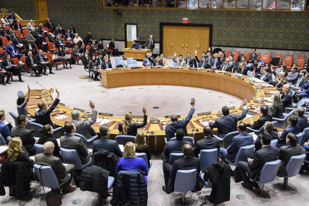 Conselho das Nações Unidas