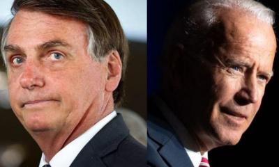 Se Biden ganhar as eleições nos EUA, Bolsonaro do Brasil perderá comércio importante