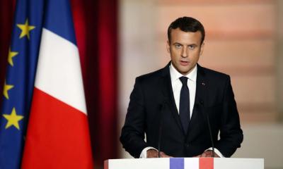 Macron declara segunda quarentena nacional na França
