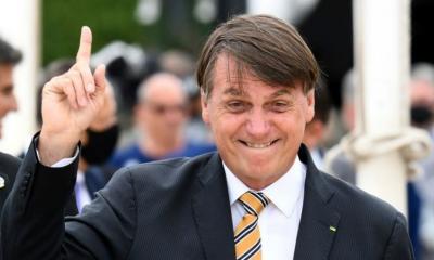 Bolsonaro diz que não vai tomar vacina contra o coronavírus