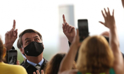 Covid torna Jair Bolsonaro um herói para alguns