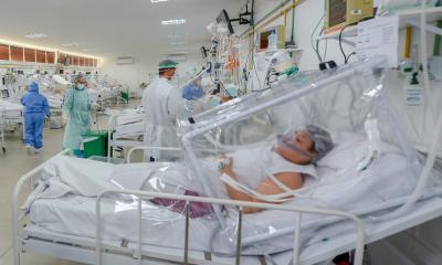 Brasil registra 302 mortes de COVID-19, número total de 169.485