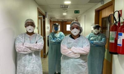 Brasil registra 194 mortes de COVID-19 no domingo
