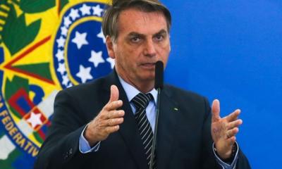 'Terminou?' Bolsonaro questiona sobre eleição dos EUA