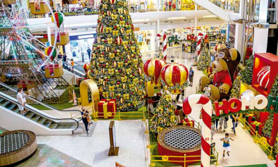 Estado de São Paulo vai fechar restaurantes e shoppings no Natal e Ano Novo