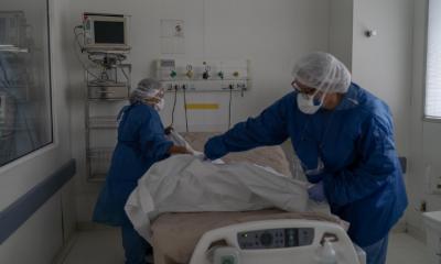 Ministério da Saúde do Brasil 1.171 novos óbitos de COVID-19, 56.648 casos