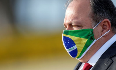 Brasil pronto para iniciar vacinação COVID-19 em janeiro, diz Pazuello